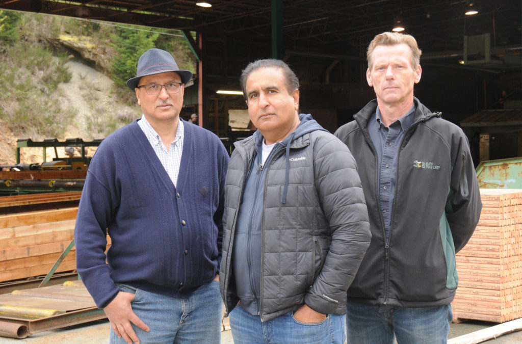 San Group buys specialty sawmill in Port Alberni