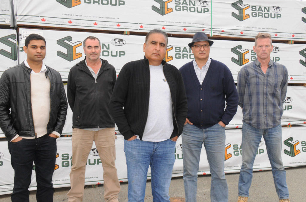 San Group says union deal with Mosaic will kill fibre supply chain