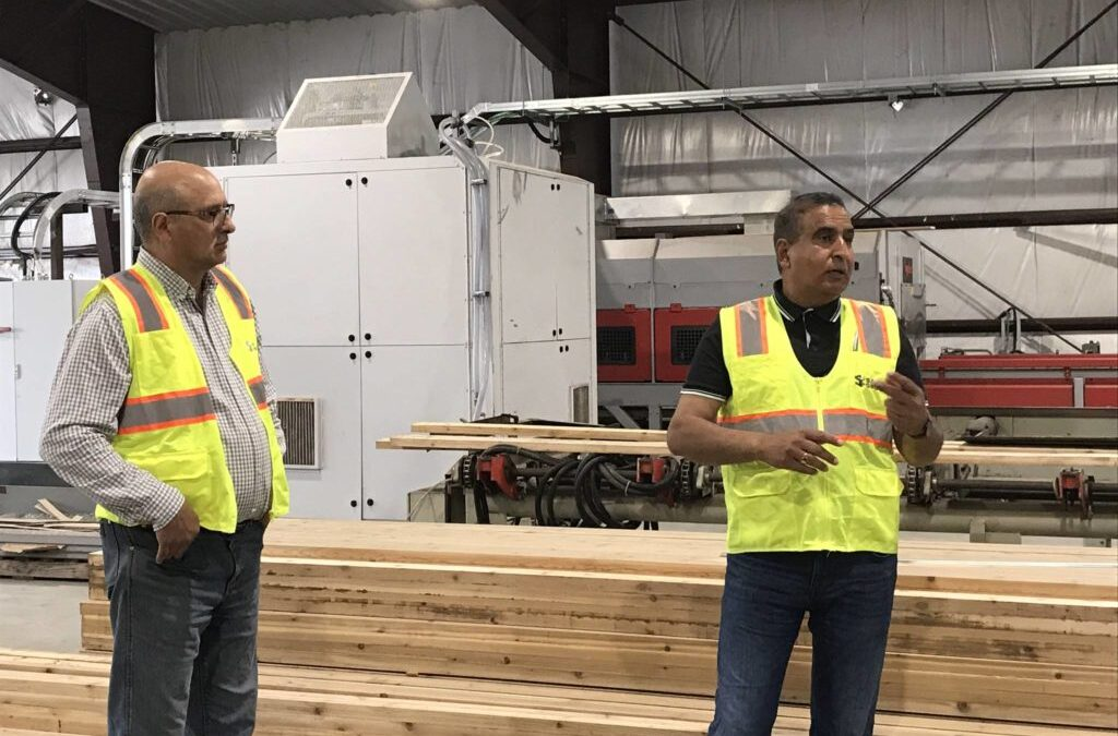 Changes to lumber exports are welcome news for San Group in Port Alberni