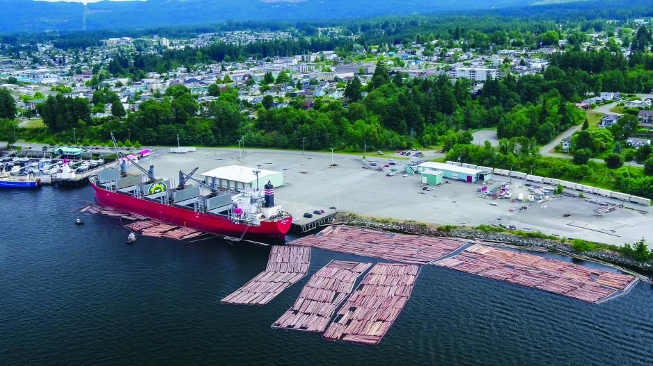 San Group Inc. to operate Berth 3 at Port Alberni Terminals